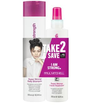 Paul Mitchell - Save on Duo STRENGTH