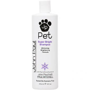 John Paul Pet - Super Bright Shampoo 236,6ml Probiergrösse