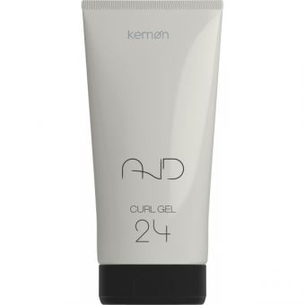 Kemon And - Curl Gel 24 - 150 ml