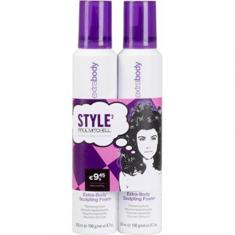 Paul Mitchell - Duo Extra Body Sculpting Foam