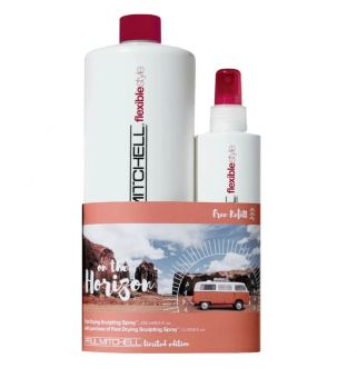 Paul Mitchell - On The Horizon Refill Plus Fast Drying Scultping Spray 1000ml + 250ml GRATIS dazu! *** Auslieferung ab 04.07.17 - Vorbestellung möglich! ***