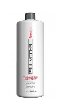 Paul Mitchell - Freeze and Shine Super Spray 1000ml