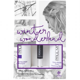 Paul Mitchell - Geschenkset EXTRA-BODY - WINTER WONDERLAND