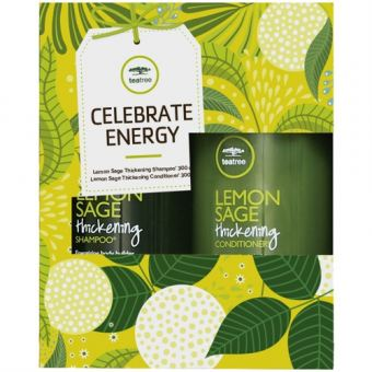 Paul Mitchell - Geschenkset Duo LEMON SAGE
