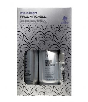 Paul Mitchell - Holiday Gift Set Trio FOREVER BLONDE