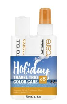 Paul Mitchell - Holiday Travel Trio Color Care