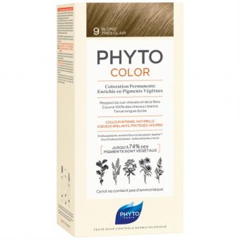 Phyto - PHYTOCOLOR 9 - Sehr helles Blond