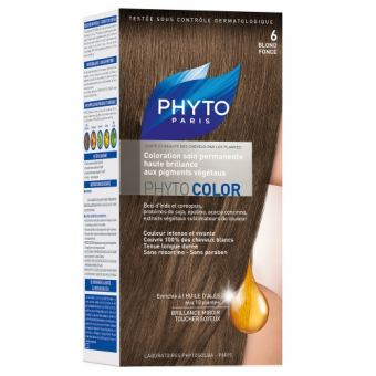 Phyto - Phytocolor 6 - Dunkelblond