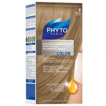 Phyto - Phytocolor 8 - Helles Blond