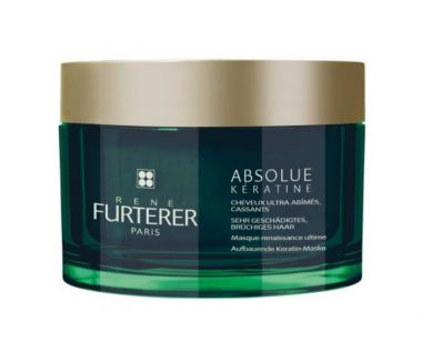 Rene Furterer - Absolue Keratine Maske Tiegel 200ml