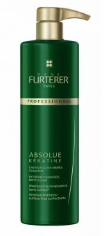 Rene Furterer- Absolue Keratine Shampoo 600ml