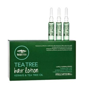 Paul Mitchell - TEA TREE Hair Lotion - 12x6ml Amp.
