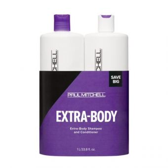 Paul Mitchell - Save on Duo Liter Extra Body