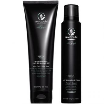 Paul Mitchell - Awapuhi Wild Ginger Set Repair Cleaning