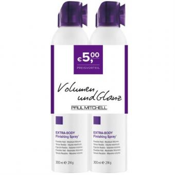 Paul Mitchell - Save on Duo Extra Body Finishing Spray 2x300ml