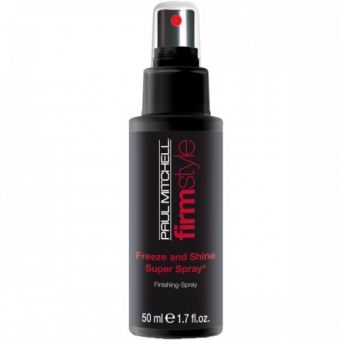 Paul Mitchell Reisegrösse - Freeze and Shine Super Spray 50ml