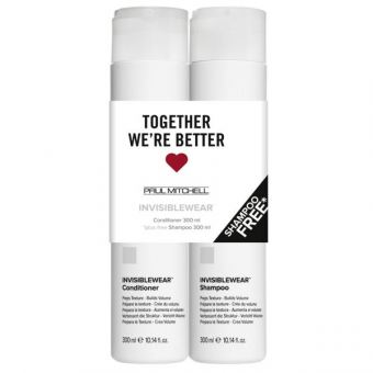 Paul Mitchell - Duo Free Shampoo INVISIBLEWEAR