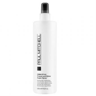 Paul Mitchell - FREEZE AND SHINE SUPER SPRAY 500ml