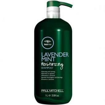 Paul Mitchell - Tea Tree LAVENDER MINT moisturizing Shampoo 1000ml