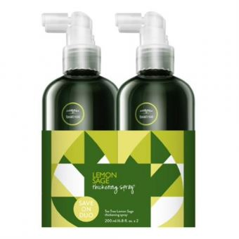Paul Mitchell - Save on Duo LEMON SAGE THICKENING SPRAY 2 x 200 ml