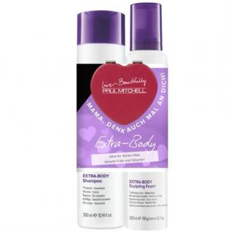 Paul Mitchell - Muttertag-Duo EXTRA BODY