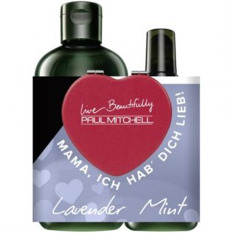 Paul Mitchell - Muttertag-Duo LAVENDER MINT