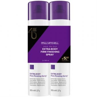Paul Mitchell - Save on Duo Extra Body Firm Finishing Spray 2x300ml