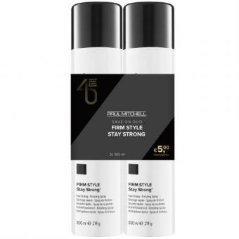 Paul Mitchell - Save on Duo Stay Strong 2 x 300ml