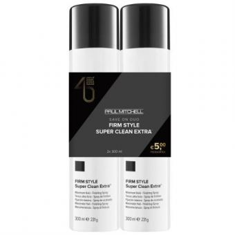 Paul Mitchell - Style Duo Super Clean Extra 2x 300ml