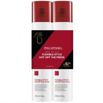 Paul Mitchell - Style Duo Fast Drying Sculpting Spray 2x 250ml