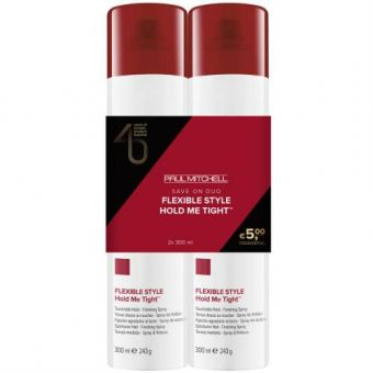 Paul Mitchell - Save on Duo Hold Me Tight 2x 300ml