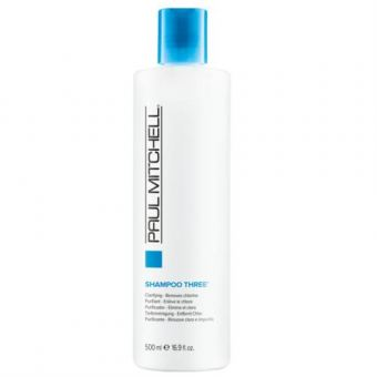 Paul Mitchell - SHAMPOO THREE 500ml