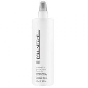 Paul Mitchell - SOFT SCULPTING SPRAY GEL 500ml