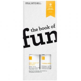 Paul Mitchell - Geschenkset THE BOOK OF FUN