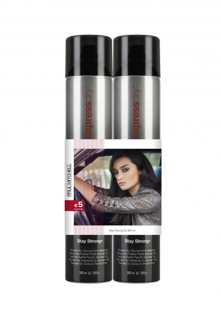 Paul Mitchell - Save on Duo Stay Strong 2 x 360ml