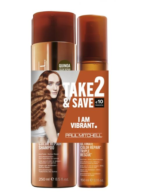Paul Mitchell - Save on Duo ULTIMATE COLOR REPAIR