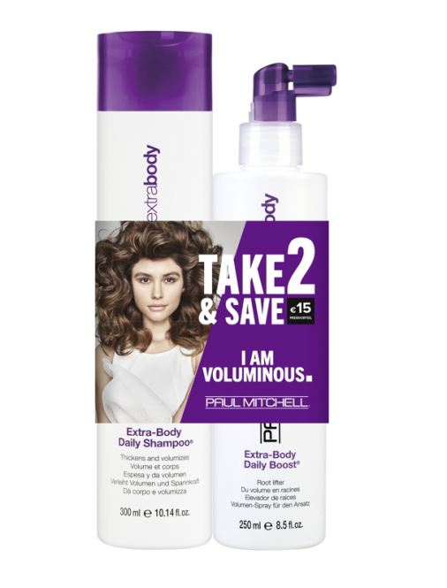 Paul Mitchell - Save on Duo EXTRABODY