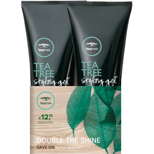 Paul Mitchell - Duo TEA TREE styling GEL 2 x 200 ml