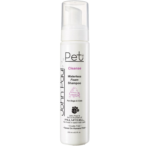 John Paul Pet - Waterless Foam Shampoo 250ml