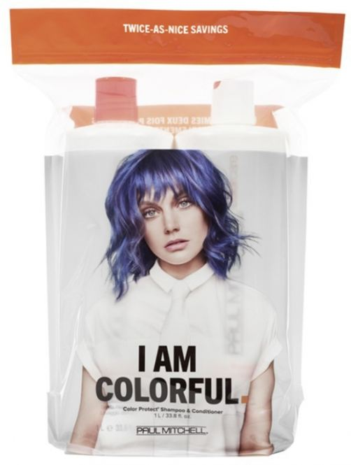 Paul Mitchell - Duo Liter Color Care