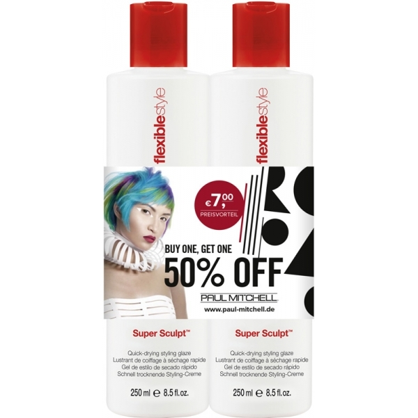 Paul Mitchell - Duo Super Sculpt 2x 250 ml