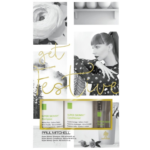 Paul Mitchell - Geschenkset SMOOTHING - GET FESTIVE