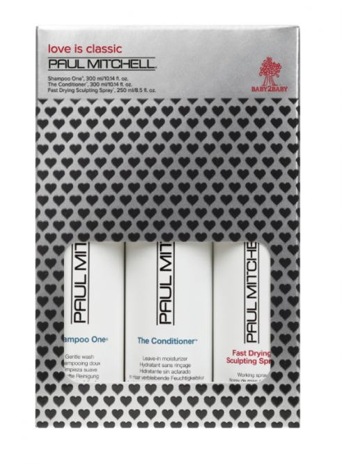 Paul Mitchell - Holiday Gift Set Trio CLASSIC