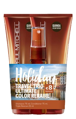 Paul Mitchell - Holiday Travel Trio ULTIMATE COLOR REPAIRE