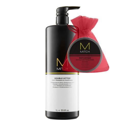 Paul Mitchell - MITCH DOUBLE HITTER Special Offer