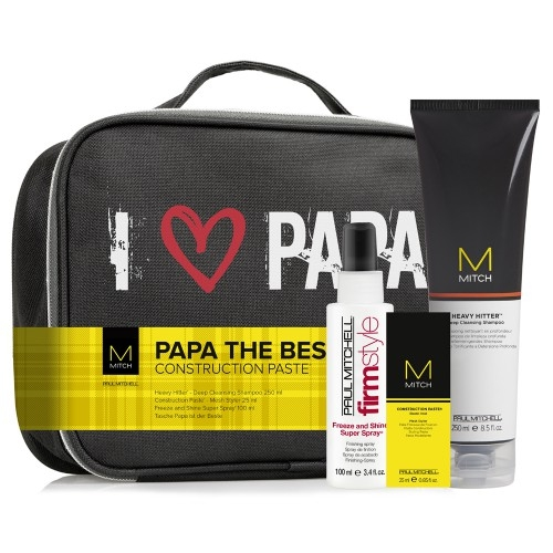 Paul Mitchell Set - Papa The Best MITCH CONSTRUCTION PASTE