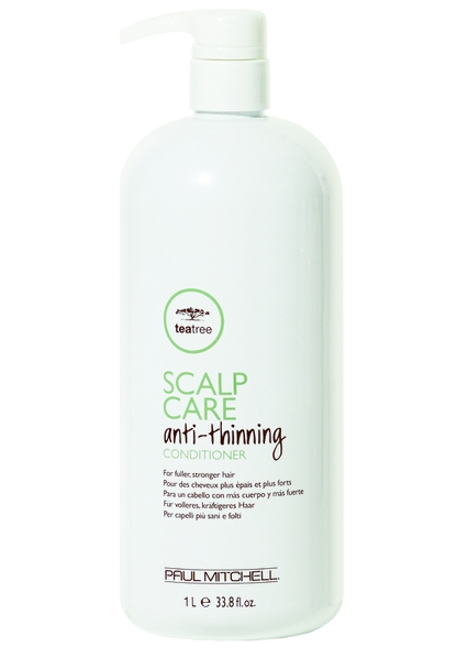 Paul Mitchell - Tea Tree SCALP CARE anti-thinning Conditioner 1000 ml