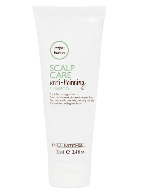 Paul Mitchell - Tea Tree SCALP CARE anti-thinning Shampoo 100 ml
